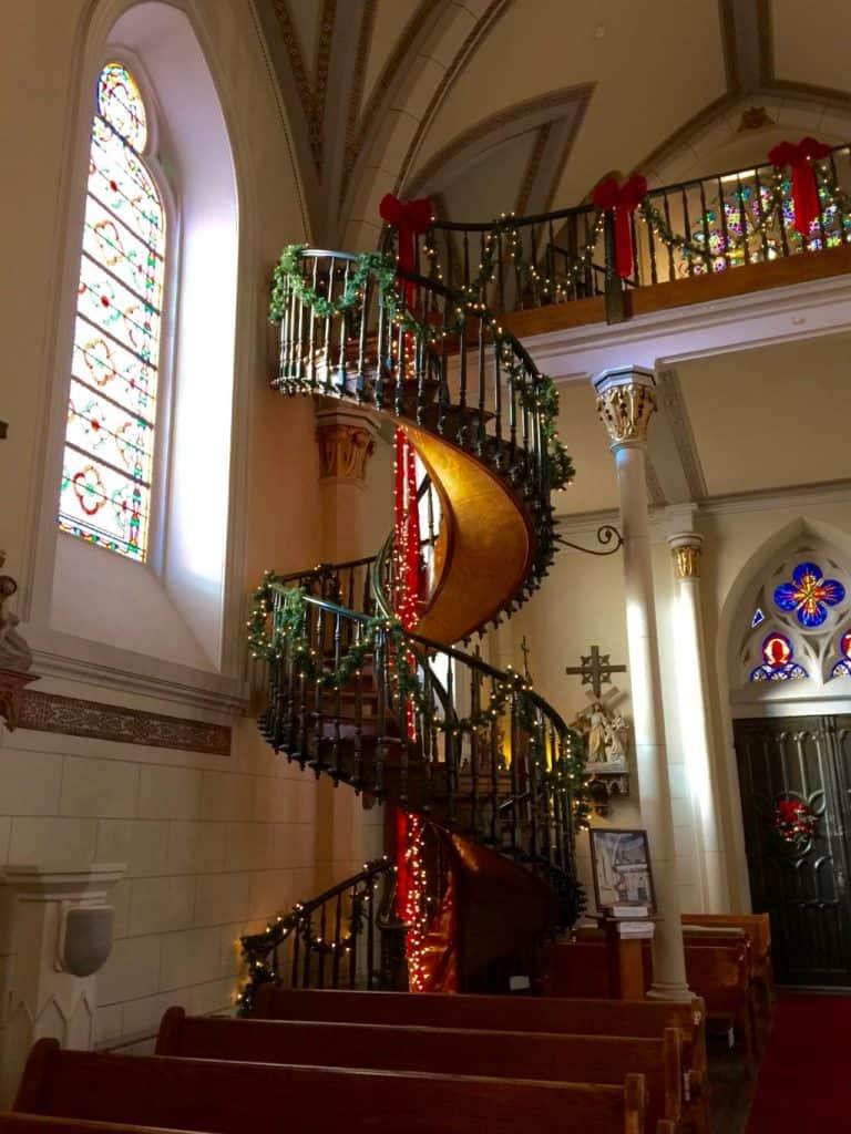 Loretto Chapel, Santa Fe Tourism