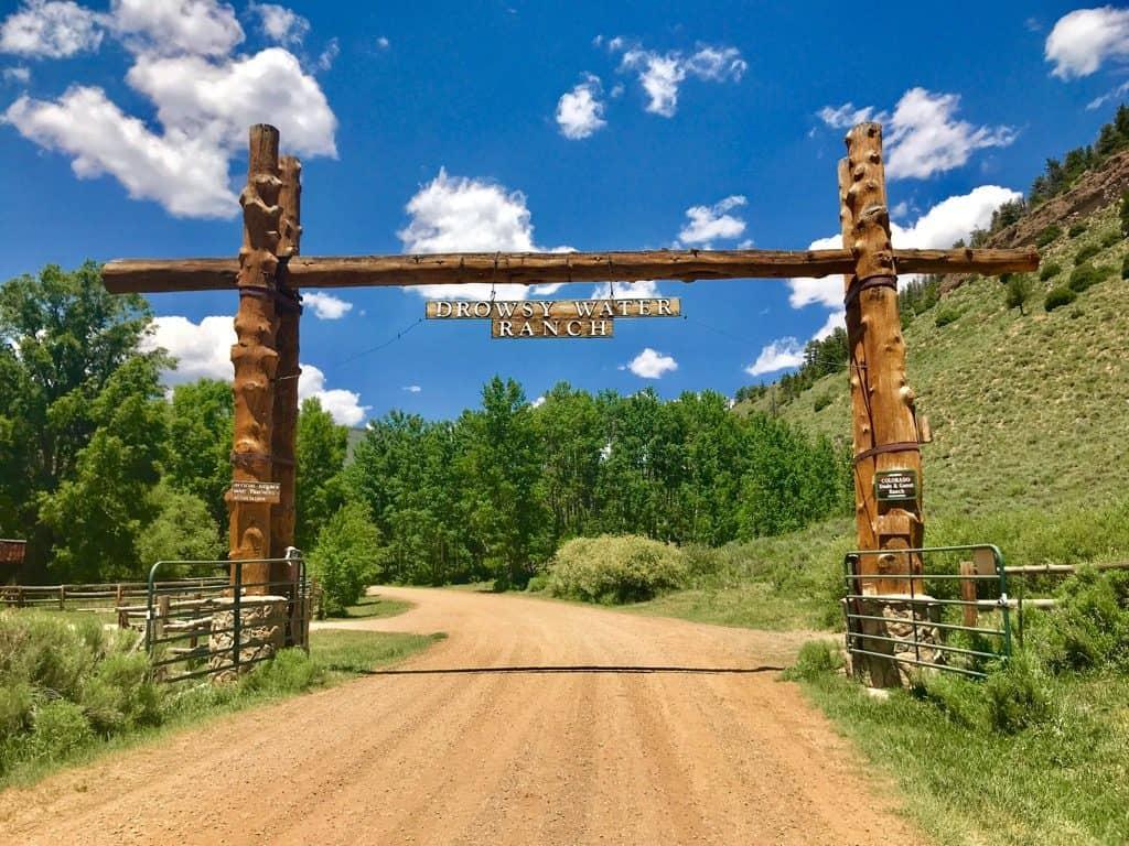 Drowsy Water Dude Ranch, Dude ranch Colorado, what is a dude ranch, Colorado Ranch, horseback riding vacations, dude ranch