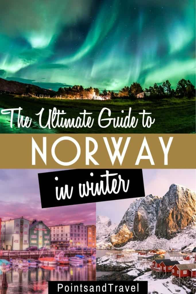 Visiting Norway in winter is an amazing experience: see the Northern Lights, fjords, and more. Here are 16 amazing things to do during Winter in Norway. | Norway winter itinerary | Winter in Norway | What to do in Norway during Winter | Norway Winter Guide | #norway #wintertravel