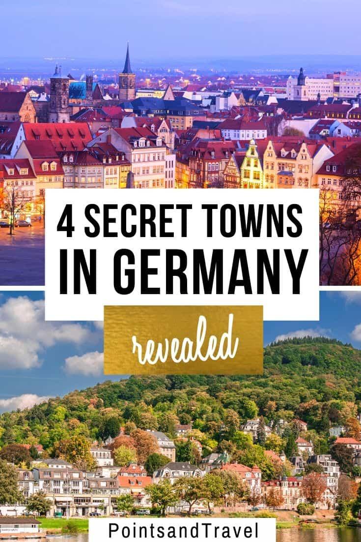 Hidden gems in Germany, Germany hidden gems, best cities to visit in Germany, german landmarks, hidden gems in Europe, best, hidden gems, hidden gems you can't miss, 4 secret towns in Germany revealed, #Germany #Heidelberg #Wurzburg