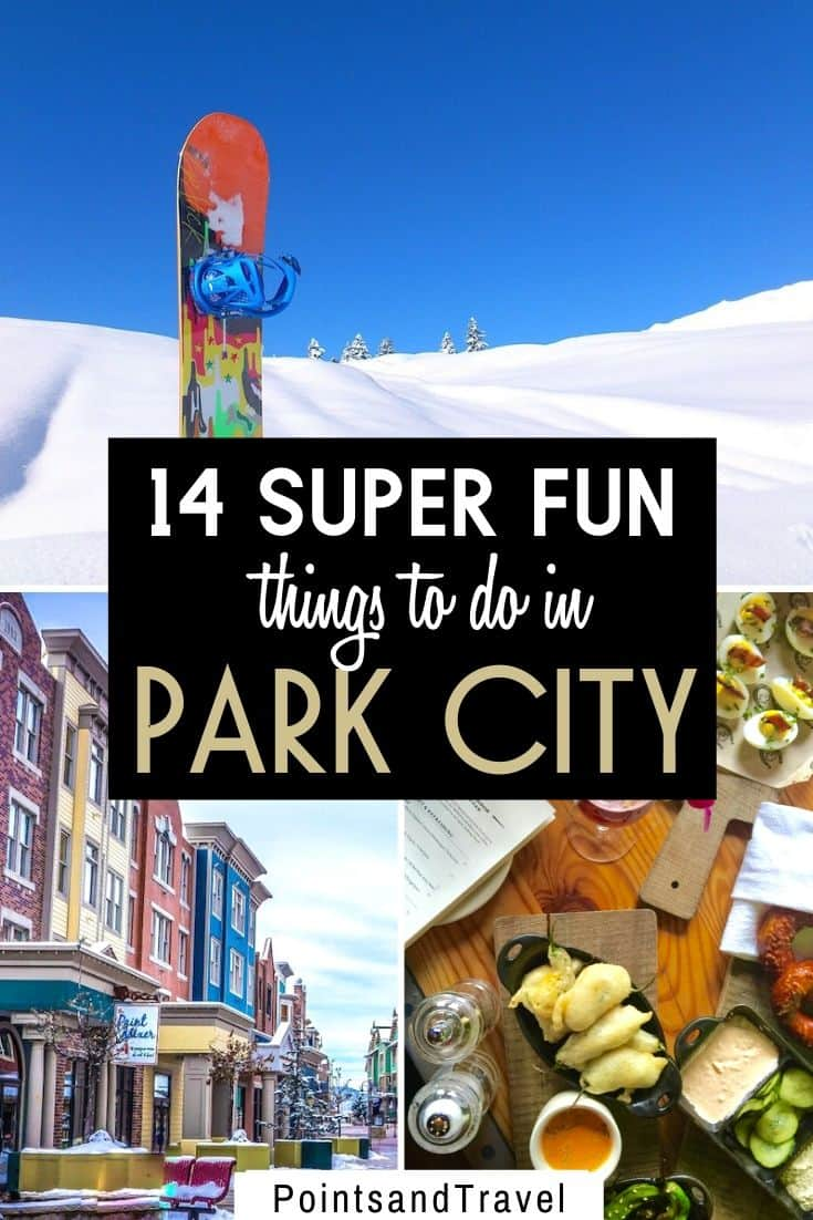 Things to do in Park City, ski in ski out park city, Park City Utah things to do, What to do in Park City, #ParkCity #Utah #ski