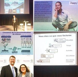 Conference Joseph Pine - CCI Lille - mars 2017