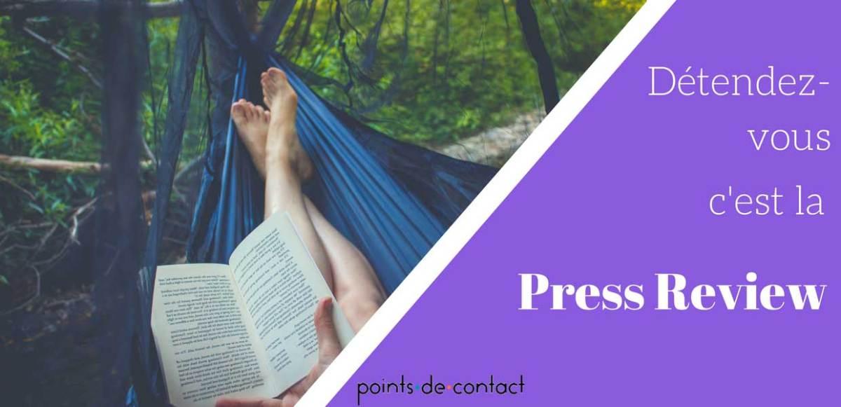Revue de presse - 14/05/2018