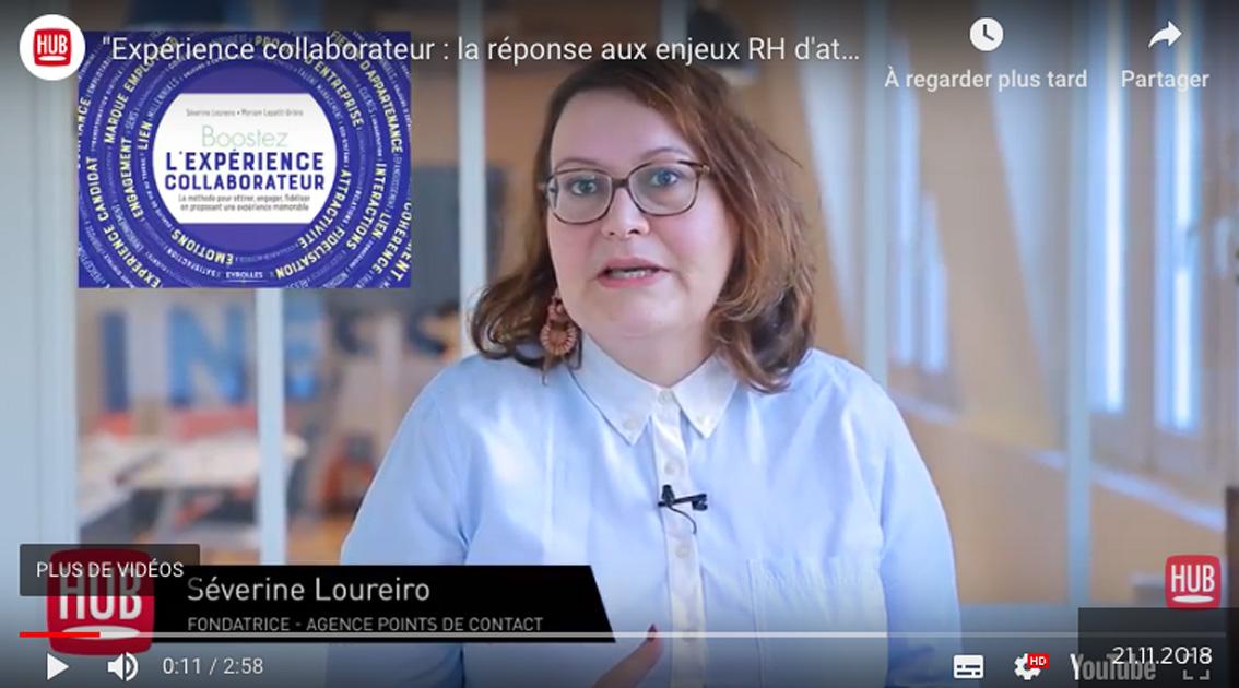 ITW-Severine-Loureiro-Hub-Institute-Experience-Collaborateur-livre