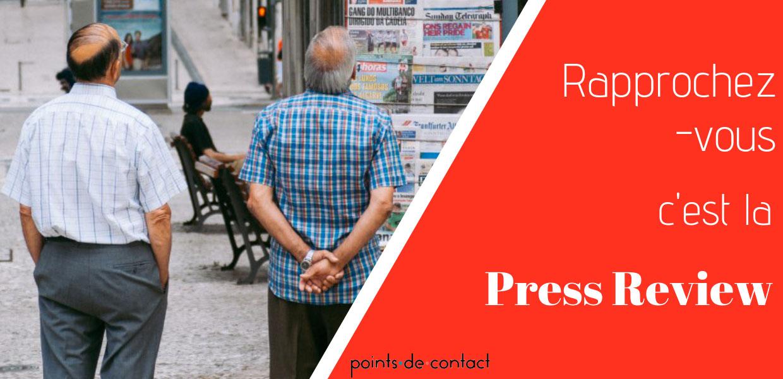 Experience Collaborateur Press Review Severine Loureiro