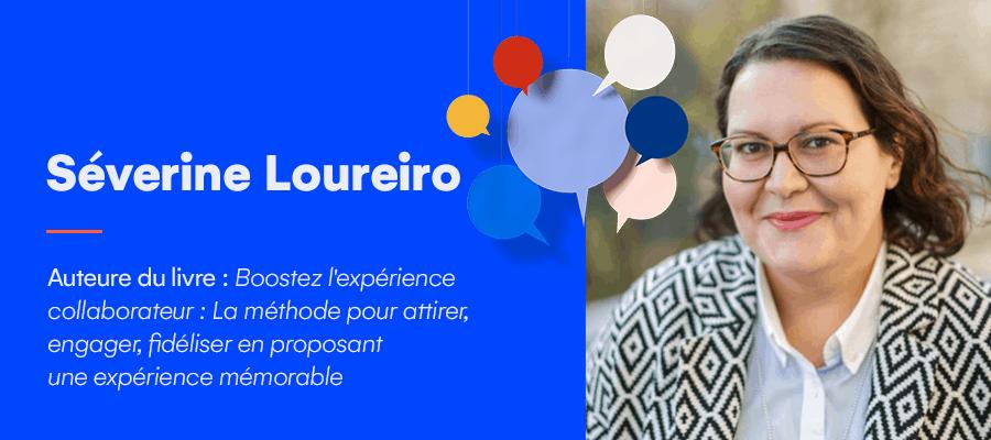 ITW Experience Collaborateur Severine Loureiro pour le site Cegid