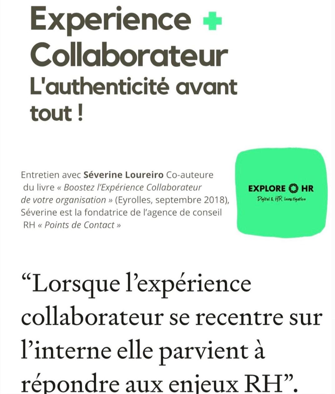 ITW Séverine Loureiro - Etat des lieux de l'Expérience Collaborateur.JPG