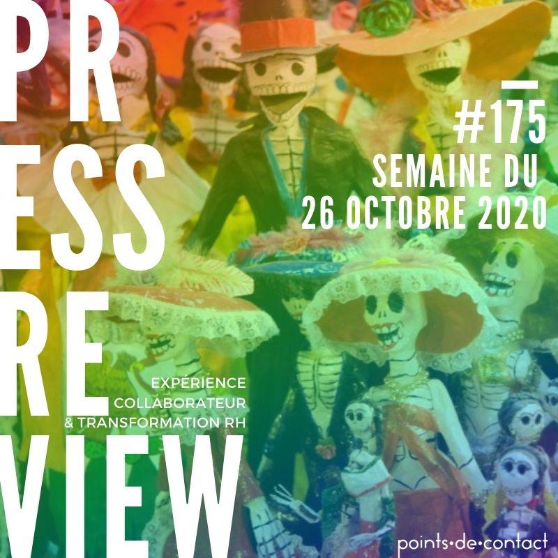 Press Review #175 RH Experience Collaborateur Séverine Loureiro