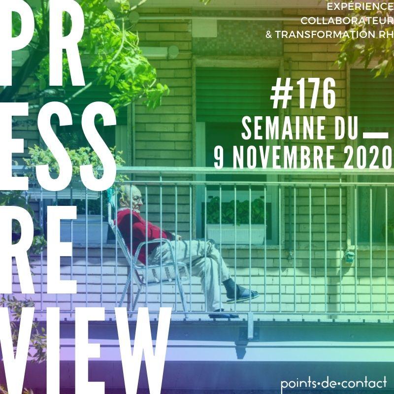 Press Review #176 RH Experience Collaborateur Séverine Loureiro