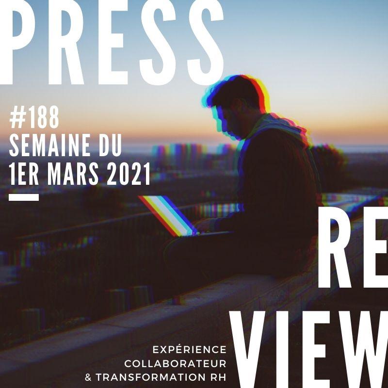 Press Review Experience Collaborateur #188 Severine Loureiro