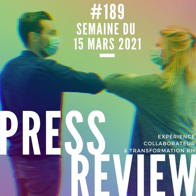 Press Review Experience Collaborateur #189 Severine Loureiro