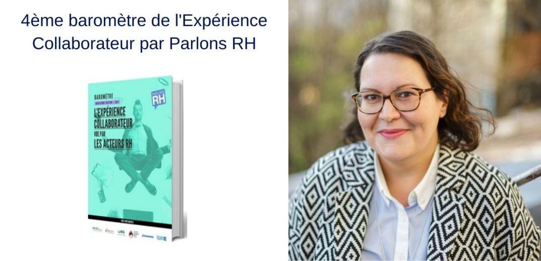 ITW Severine Loureiro Experience Collaborateur barometre 2021