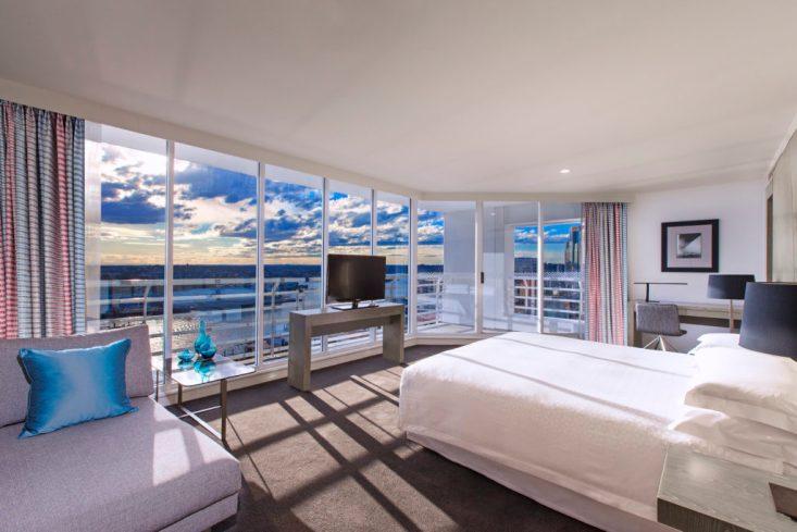 Hyatt Regency Sydney Suite (image - Hyatt)