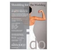 UOA Wedding flyer