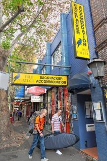 Blue Parrot Hostel Sydney