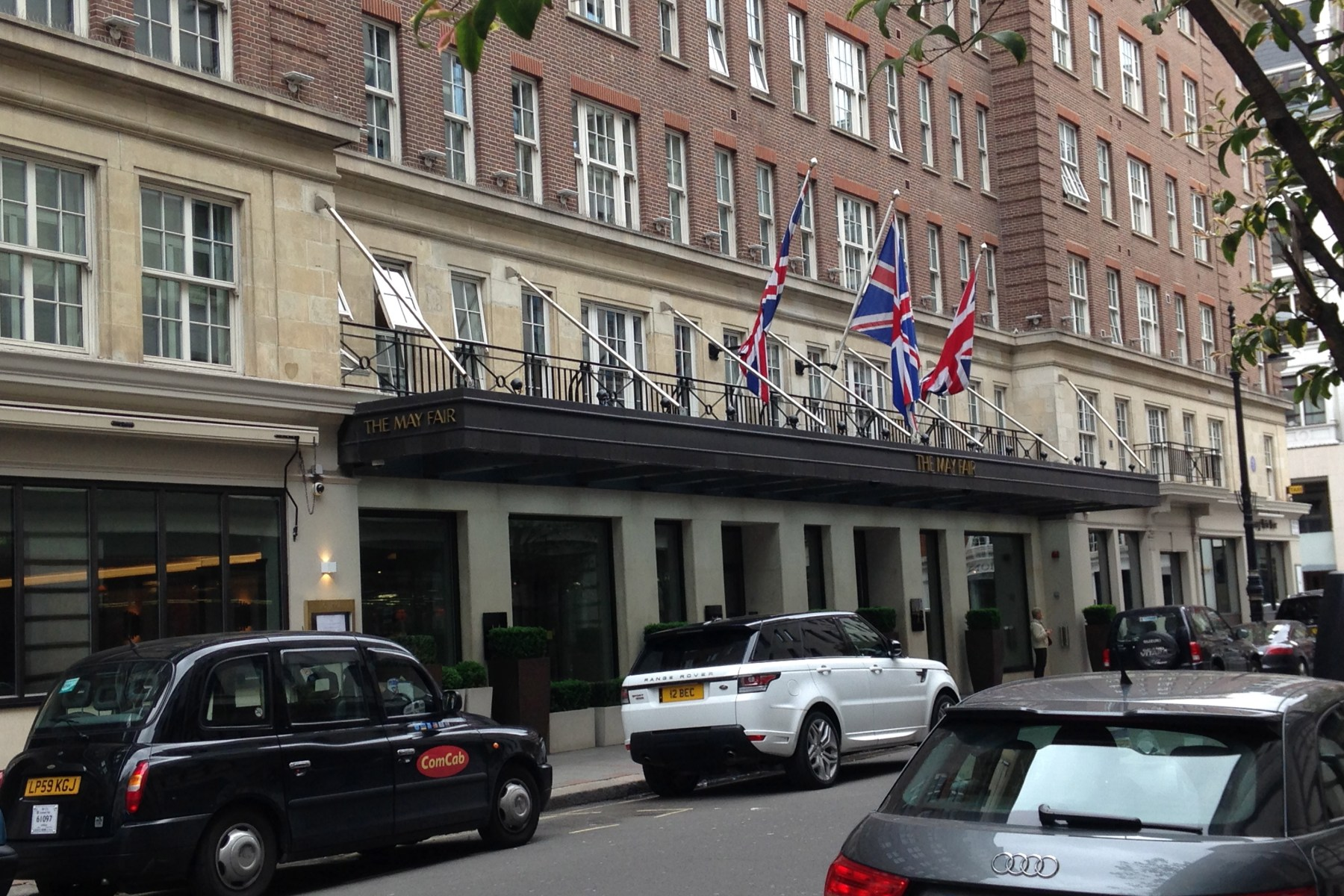 Hotel Review  The May Fair Hotel  London