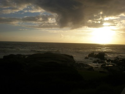 cape town south africa sunset