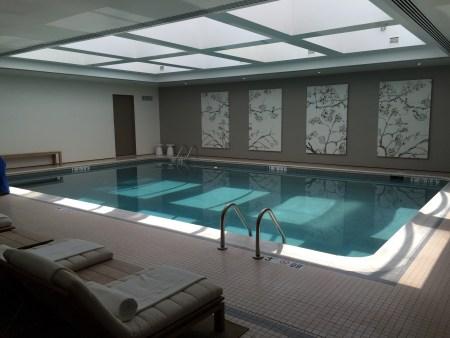 park hyatt washington DC pool