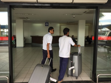 Lounge Review Maldivian Moonimaa Lounge Male MLE maldives airport business first etihad ey