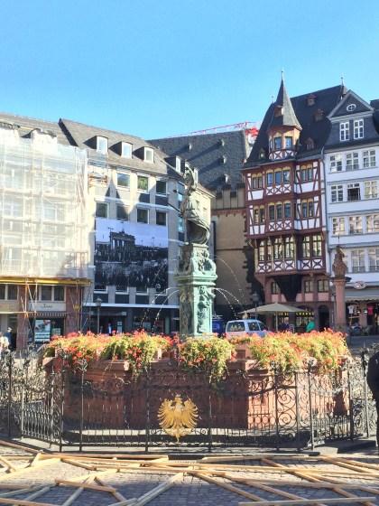 1 Day in Frankfurt!