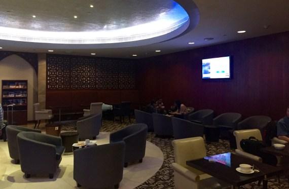 Al Dhabi Lounge AUH