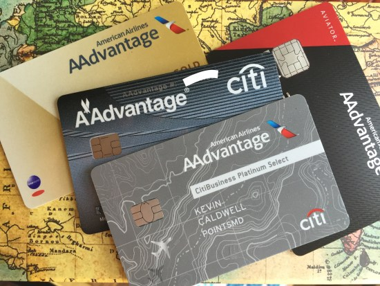 credit card spend for american airlines aa elite status