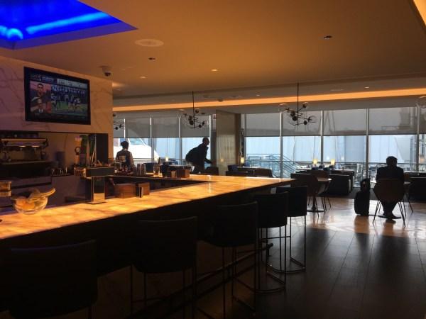 United Polaris Lounge ORD