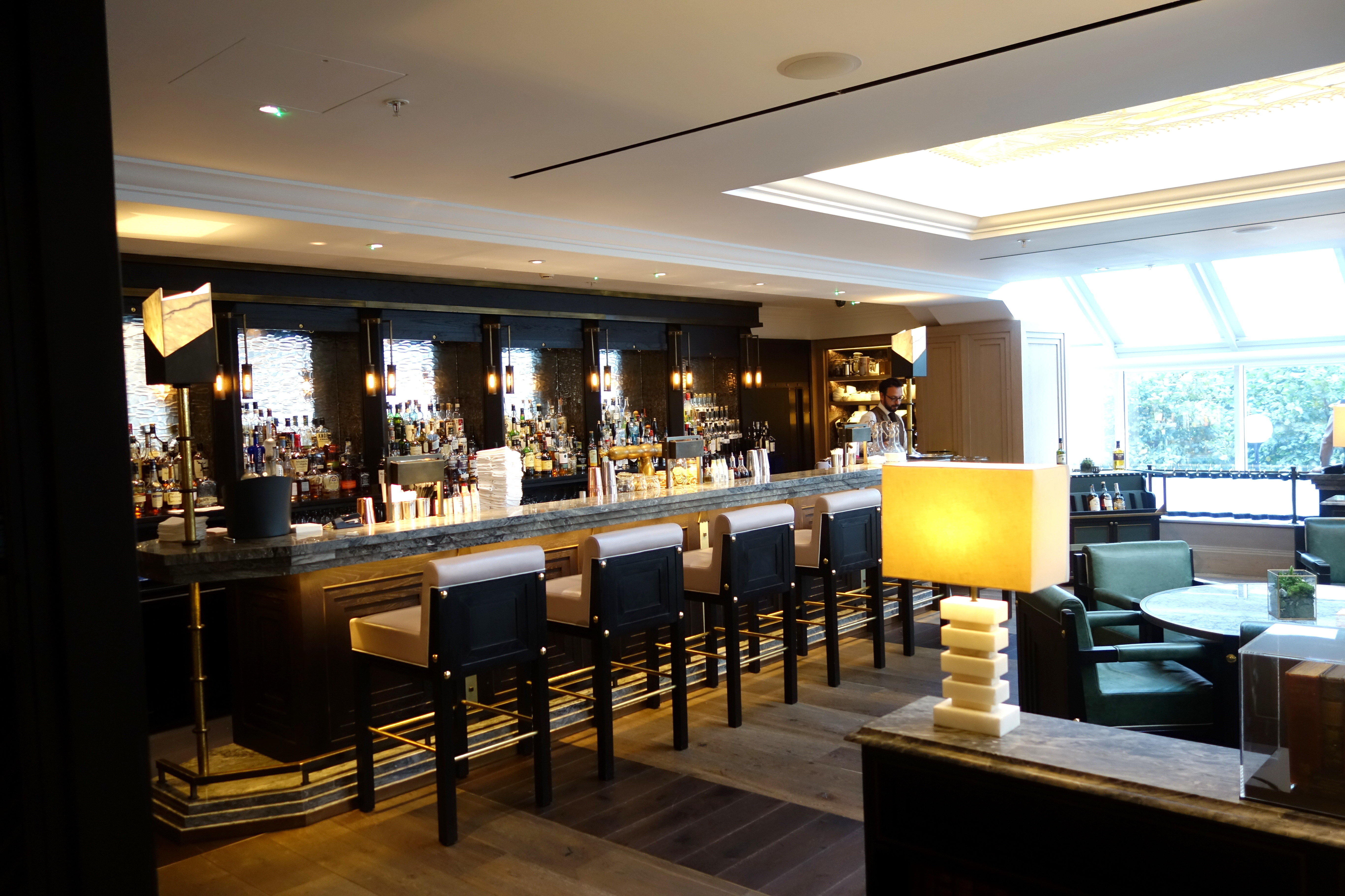 Rooms: Hotel Review: Conrad Dublin