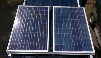 converting a sprinter van to a camper installing the electrical sprinter adventure van build solar charging