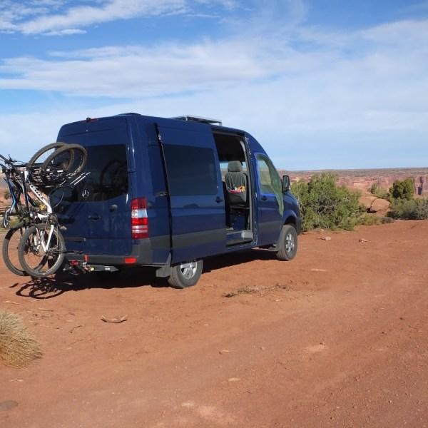 The Perfect Bike Rack Setup