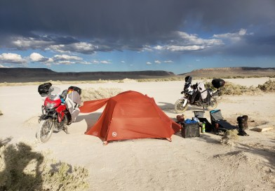 Multi-Day Motorcycle Adventure Packing List