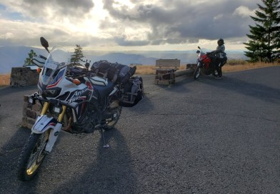 Wallowa Mountain Loop Moto Camping