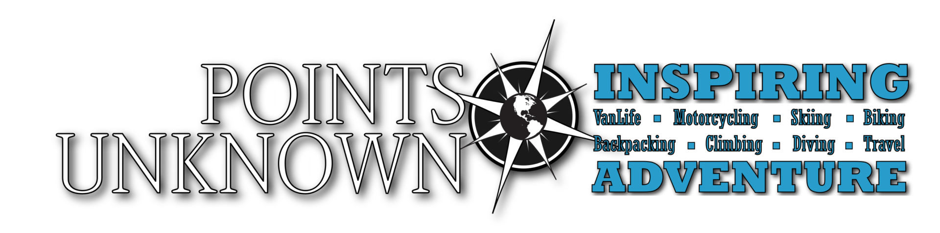 Points Unknow - Inspiring Adventure