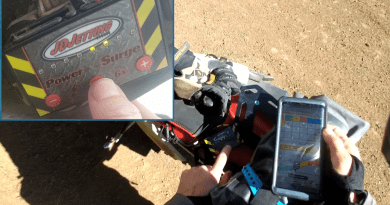 Installing the JD Jetting EFI Tuner on a Honda CRF 450L