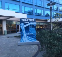 Disneyland Hotel Frontier Tower