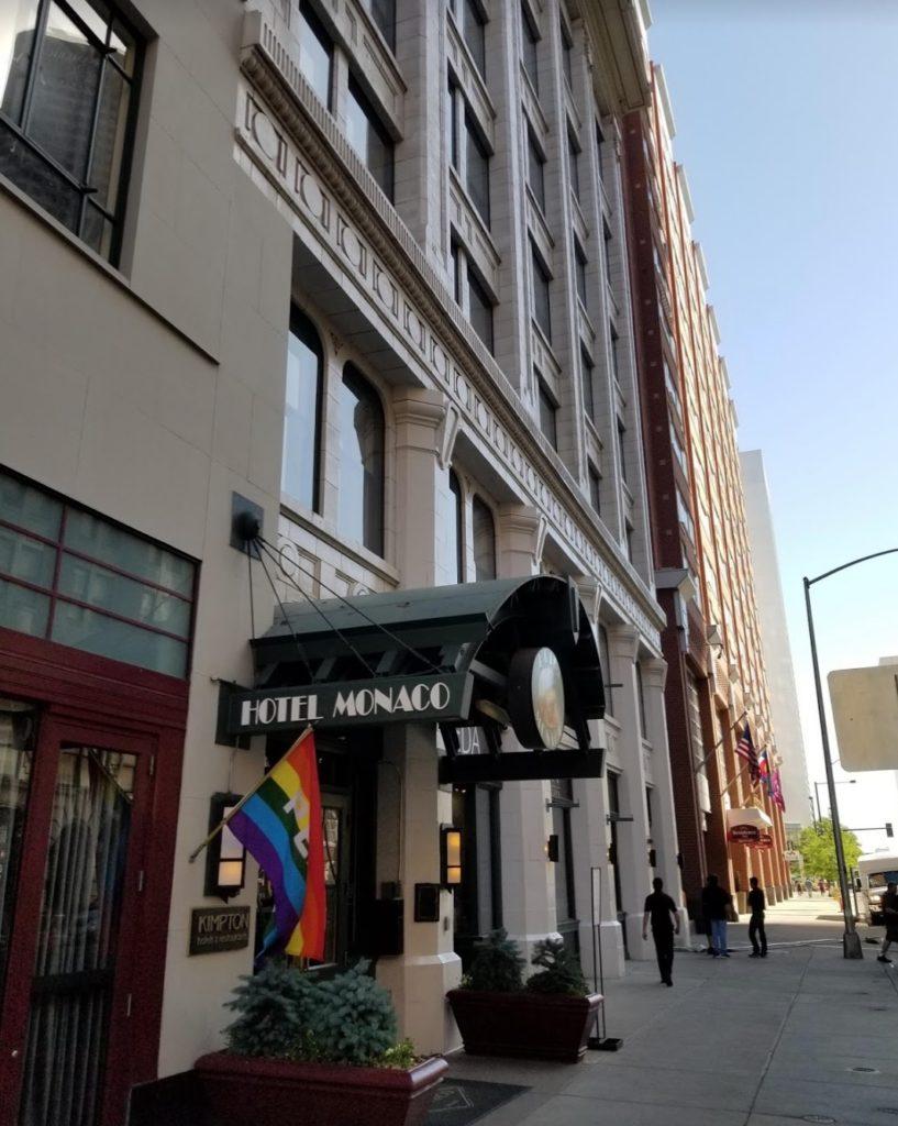 Ihg Kimpton Hotel Monaco Denver Review Points With A Crew