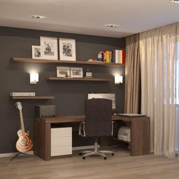 дизайн кабинета 5