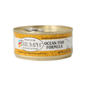 triumph canned cat food recall