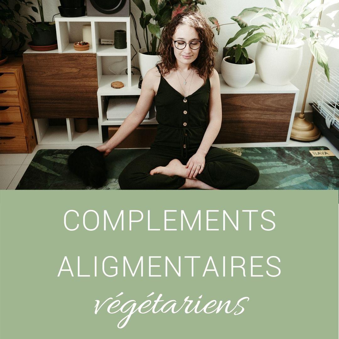 Les compléments alimentaires naturels et efficaces pour végétariens
