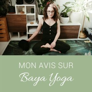 Les tapis de yoga BAYA mon avis et leurs engagements responsables