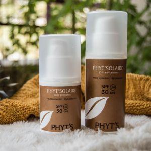 crème solaire naturelle phyt's