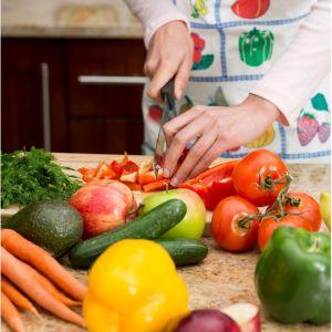 manger BIO alimentation saine végétarienne zero dechet vrac courses enfant parent famille cuisiner