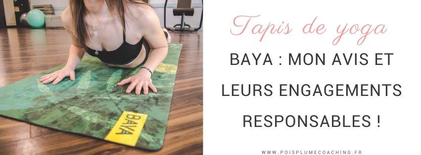 tapis de yoga baya mon avis éco responsables écologiques (2)