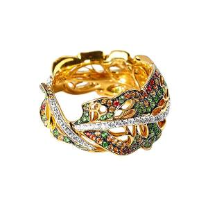 Poix and Troy Haute Couture collection ring