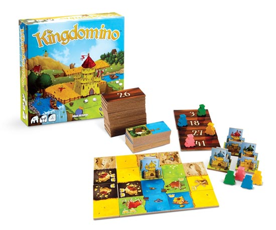 kingdomino review award winning