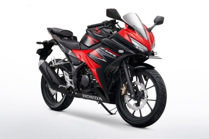 New Honda CBR150 variant Victory Black Red
