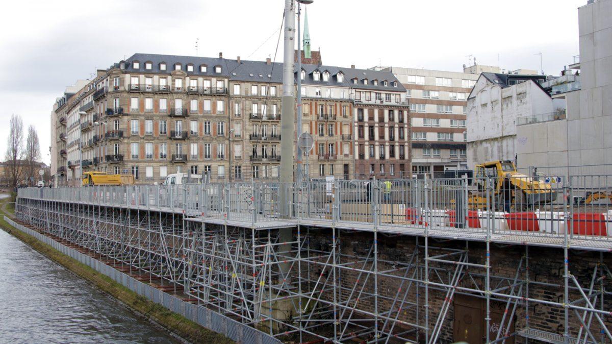Primark à Strasbourg, les travaux ont commencé. On vous dit tout