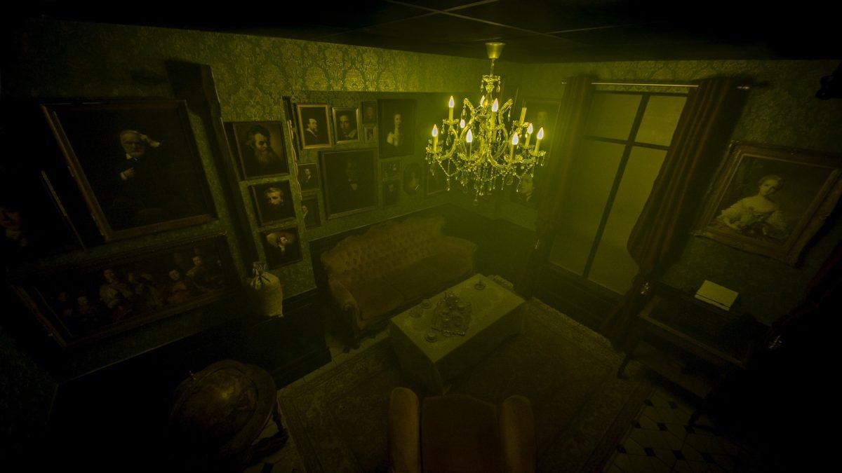 Gagnez une partie d'escape game bien flippante chez Little Red Door Strasbourg