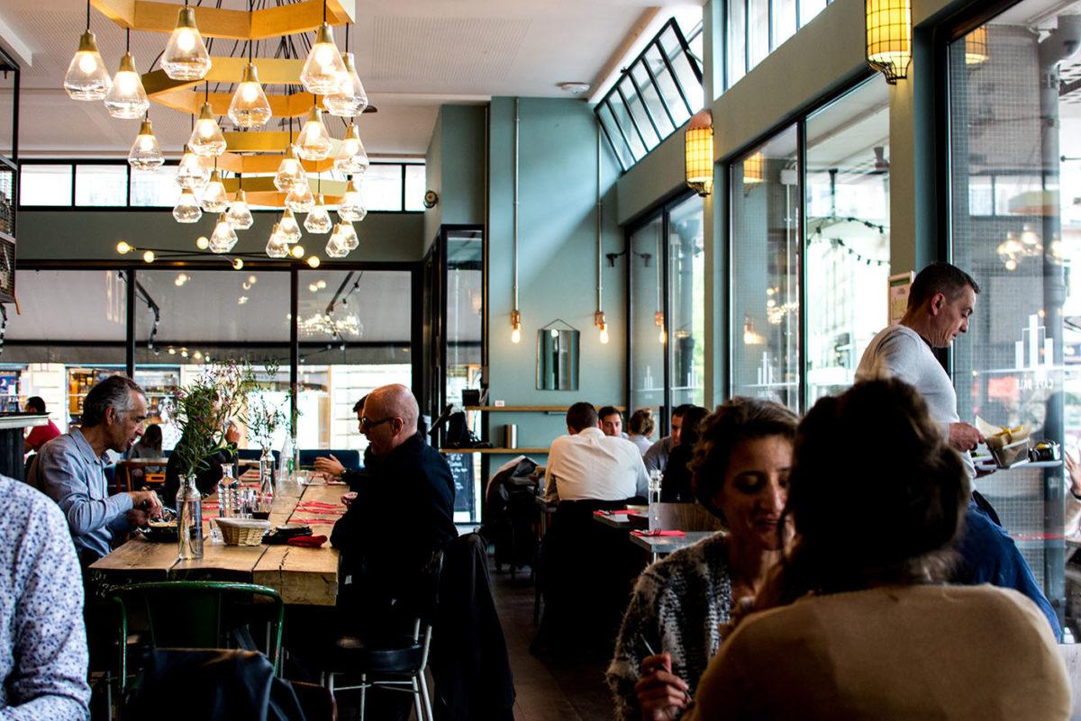 Café Bâle, une des plus grandes terrasses de Strasbourg enfin testée