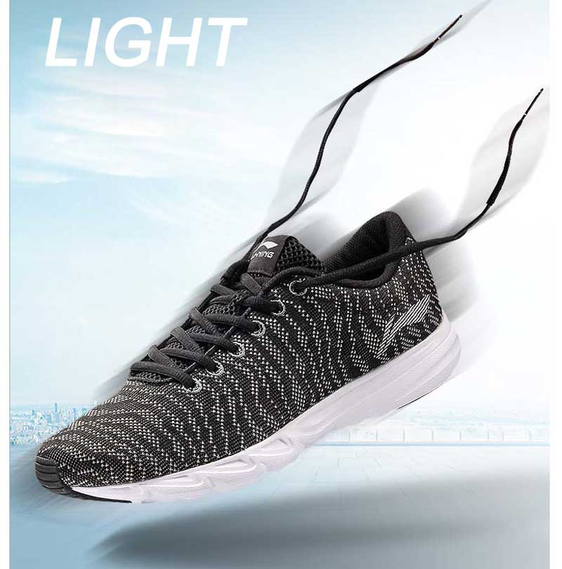 Фото Li-Ning Men's 2017 BLAST Light T Shoes Breathable Textile Sneakers Comfort LiNing Sports Shoes ARBM115 XYP470